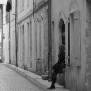 Photo d'une rue à La Rochelle Charente maritime